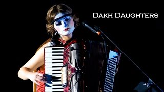 Dakh Daughters - МАШИНА (LIVE Одесса 28.09.2014)