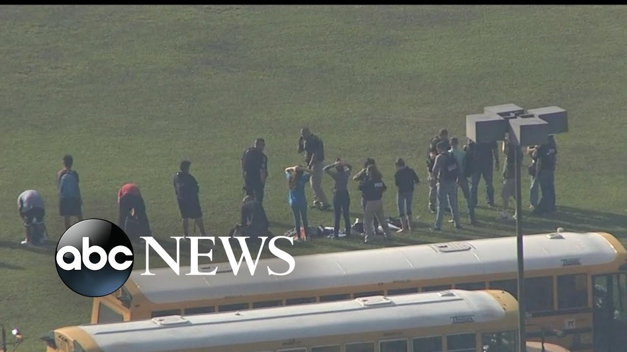 Explosive items found in and near high school after deadly shooting: Police