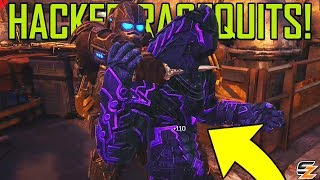 PC Aimbot Hacker RageQuits! - Gears of War 4 Gameplay - Shadowz