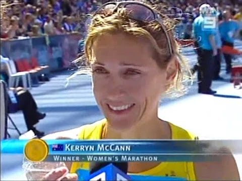 2006 Commonwealth Games Womens Marathon