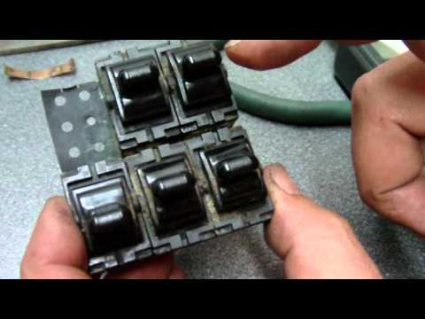 1995 jeep cherokee power window switch repair how to for 1998 jeep grand cherokee master window switch