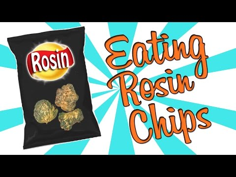 CAN YOU SMOKE/EAT ROSIN CHIPS & AVB?