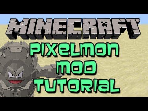 Minecraft 1.6.2    Pixelmon Mod (Tutorial + Download)