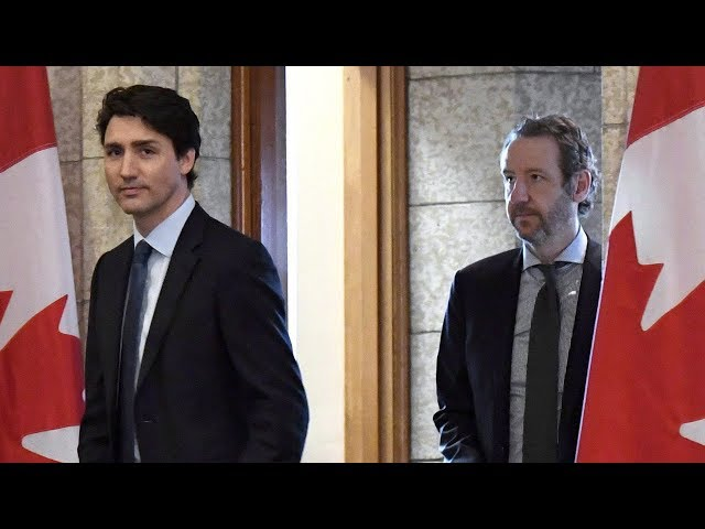 PM Trudeaus principal secretary Gerald Butts resigns