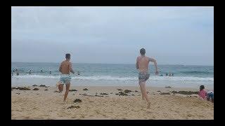 Weihnachten, Strand und Feuerwerk! - Work and Travel in Australien