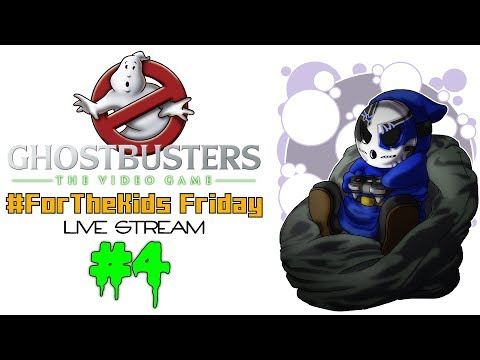 Ghostbusters: The Video Game | Live Stream Ep.4 (Finale) | Central Park Showdown! [Wretch Plays]