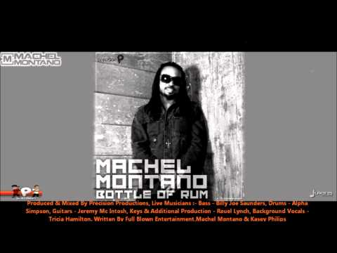 Machel Montano : BOTTLE OF RUM [2012 Trinidad Soca][3Zero Riddim, Prod. By Precision Prod.]