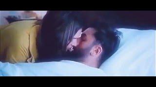Deepika padukone hot Kiss in Tamasha