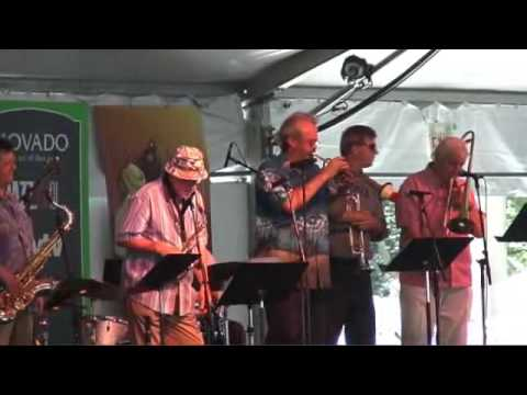 Jim Galloway Swing Session - Toronto Jazz Festival 2009 - SPATS