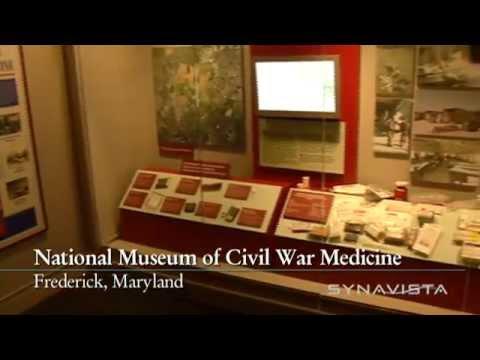 National Museum of Civil War Medicine :: Frederick MD