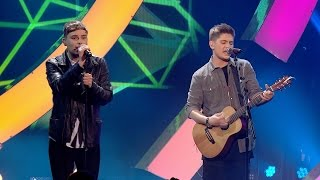 ESC 2016 Großbritannien : Joe And Jake - You'r Not Alone