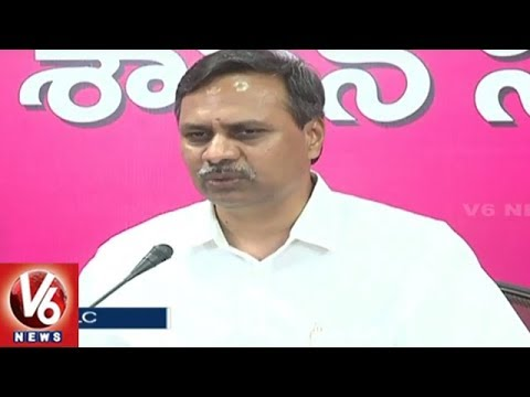 Palla Rajeshwar Reddy Slams Congress Leaders Over Comments On Kaleshwaram Project | V6 News