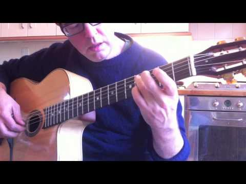 John Renbourn - Bicycle Tune (Cover)