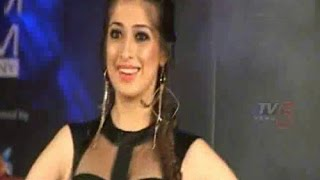 Actress Lakshmi rai  Ramp Walk @ Chennai international fashion week : TV5 News