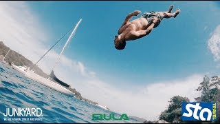 MANLY JUMP ROCK, SYDNEY | BEN&RAS FOREVER VACATION ep4