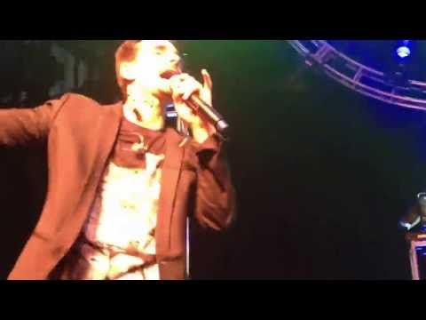 BackStreet Boys - We've Got It Going On LIVE Private Performance 2013 July FRONT ROW