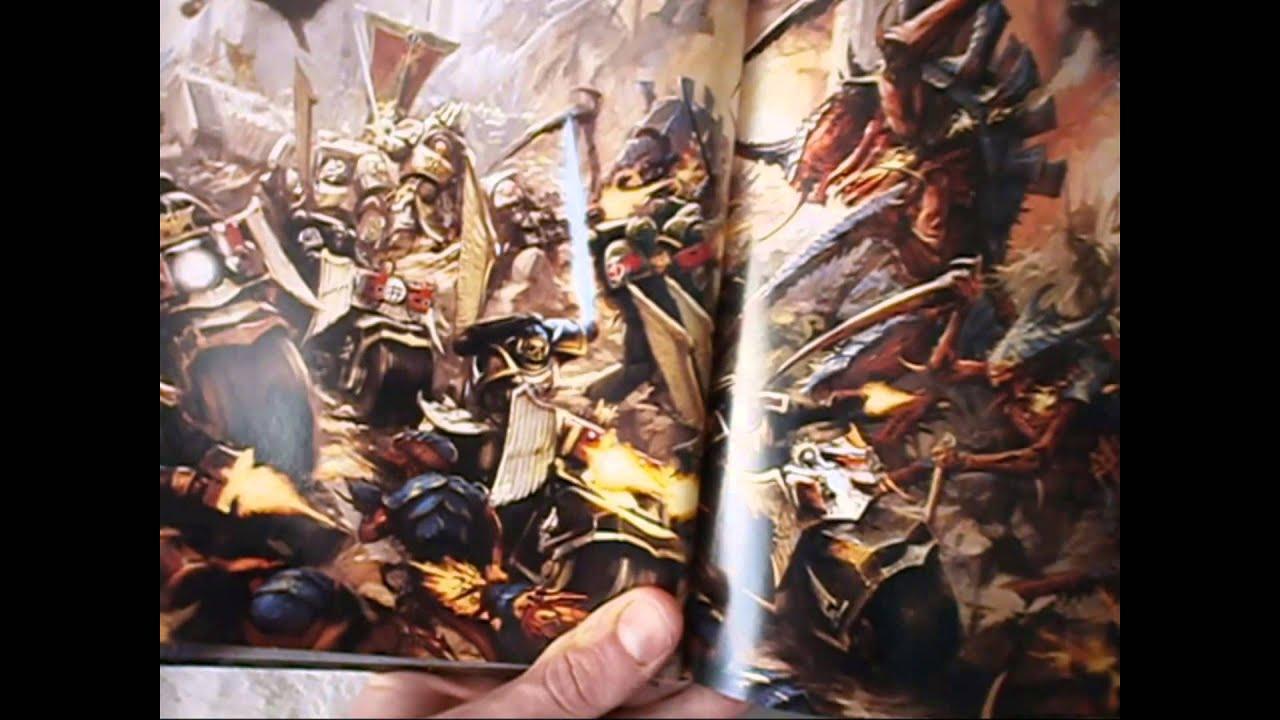 Art Codex Tyranids Review Codex Art