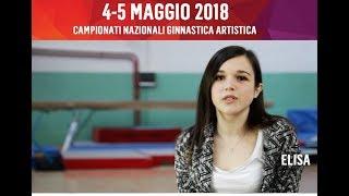 Elisa, Fondazione Ricerca Fibrosi Cistica - Campionati Serie A e B GAM/GAF 2018