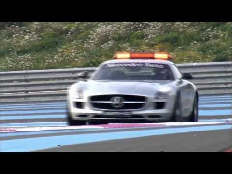 F1 BACKSTAGE #3  Safety cars explained by Nico Rosberg & Ross Brawn