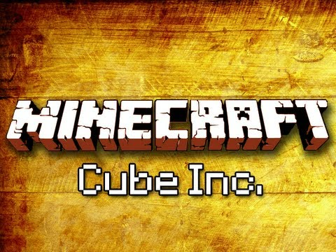 Minecraft: Cube Inc – Part 2 (Custom Map Adventure)