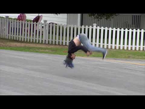 Cody Davis Skates Famous Roof