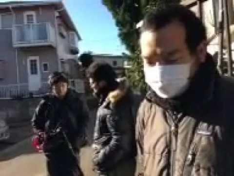 アルジェリア邦人拘束事件 メディア・スクラムを逆取材