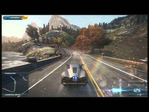 Classic Game Room - NEED FOR SPEED MOST WANTED review for PS3 (Xbox 360, PC, 3DO)