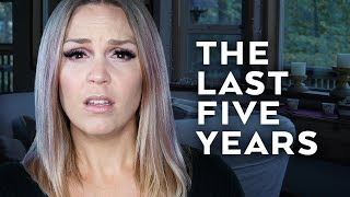 Still Hurting (The Last Five Years) | Cover by Evynne Hollens feat. Simply Three