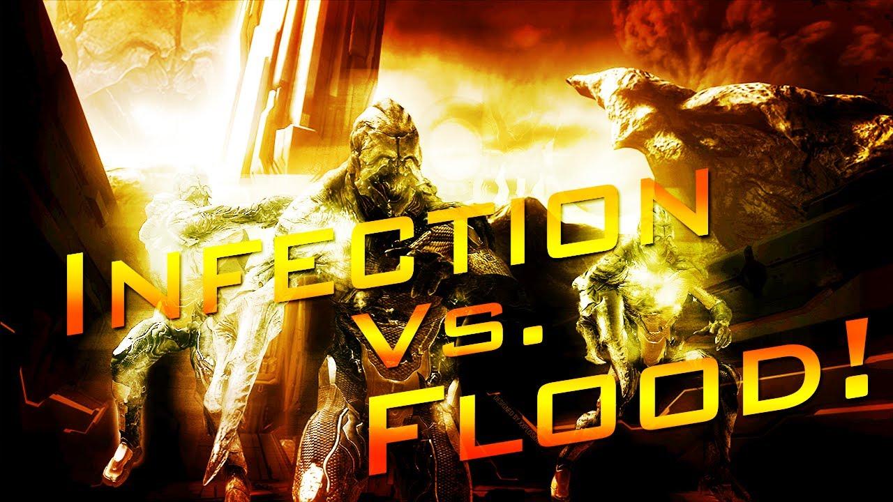 Halo 5 Loadouts Halo 5 Infection vs Flood