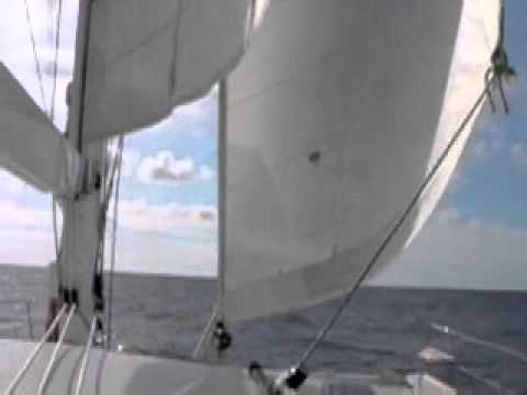Daily Video Blog: Offshore Passage Posts