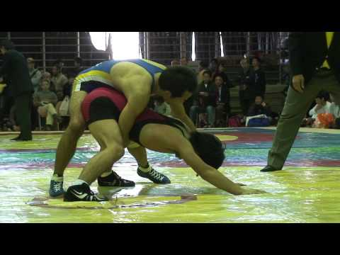 Freestyle Wrestling Tournament in Japan レスリング Image 1
