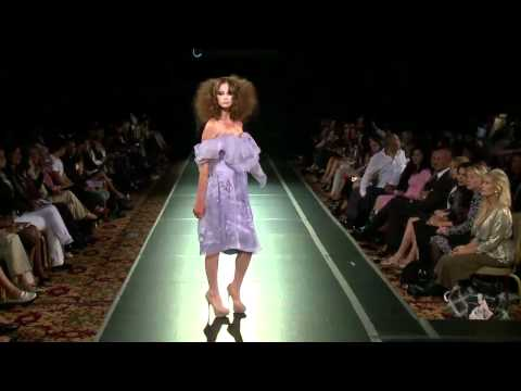 Nedret Taciroglu Spring 2011 at Couture Fashion Week