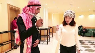 My First Day in JORDAN || i danced with him