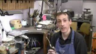 How to use the Sievert Torch for making your own jewellery