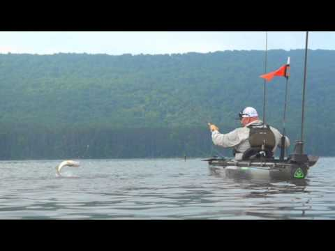 Kayak Fishing Lake Guntersville - 2015 RPFF Teaser
