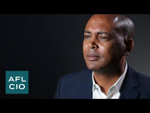 Third Life   Executive Vice President Tefere Gebre   AFL-CIO Video