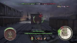 ThankfulDruid playing World of Tanks on Xbox One