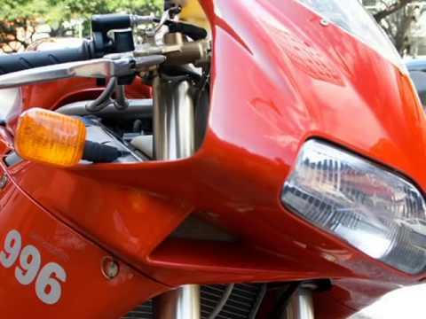 2001 Ducati 996 - Only 3,133 Miles! (Honolulu, Hawaii)