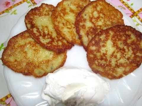 Вкусно - #ДРАНИКИ(ДЕРУНЫ) из Картофеля Как Приготовить Вкусные Драники #Рецепт
