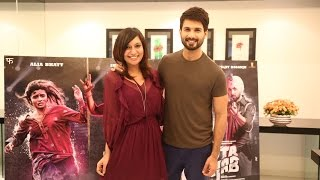 Shahid Kapoor Talks About Mira, Udta Punjab & More