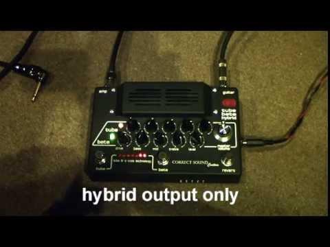 Demo tube beta hybrid