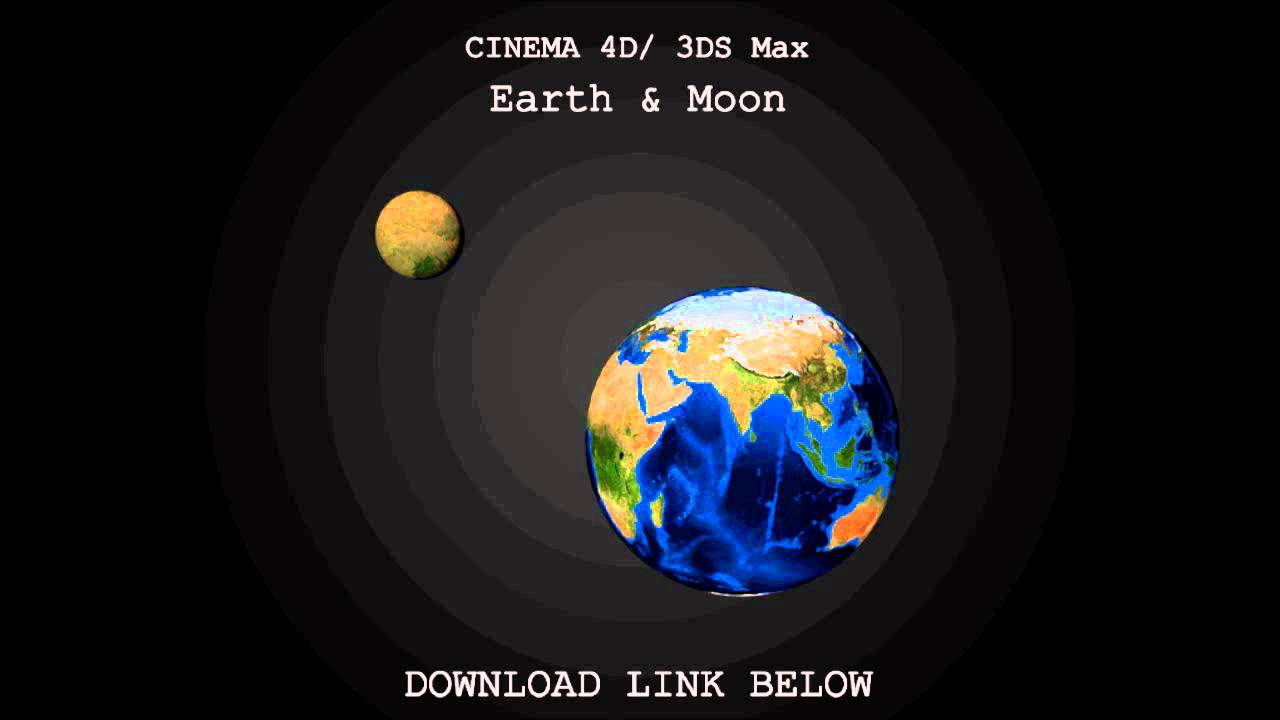 Earth Model Cinema 4d Cinema 4d/ 3ds Max | Earth
