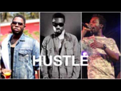D-Black, Kwaw Kese, Sarkodie & Rell - Hustle.