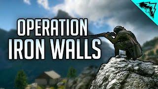 AIRSHIP RAIN OF DEATH - Battlefield 1 Operations Multiplayer Gameplay - Iron Walls Operation