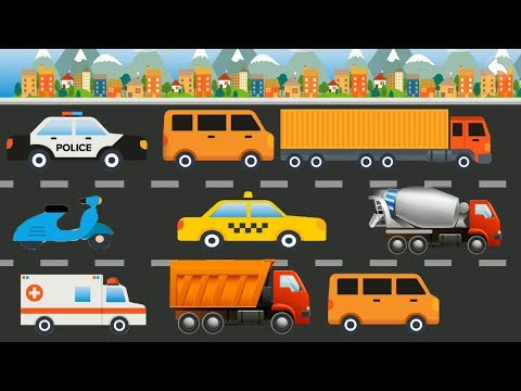 Cars Puzzle for Kids : Mechanics for kids |  Best Android Game App for Kids