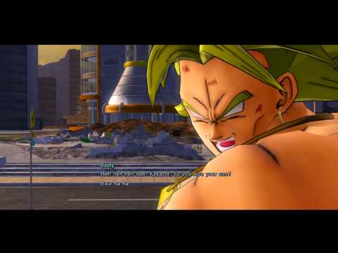Dragon Ball Z Ultimate Tenkaichi Story Mode: Legendary Super Saiyan Attacks! video