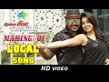 Making of Local Song | Motta Shiva Ketta Shiva | Raghava Lawrence, Nikki Galrani | Sai Ramani thumbnail