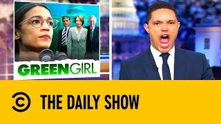 Will The Green New Deal Ban BBQ's? | The Daily Show With Trevor Noah