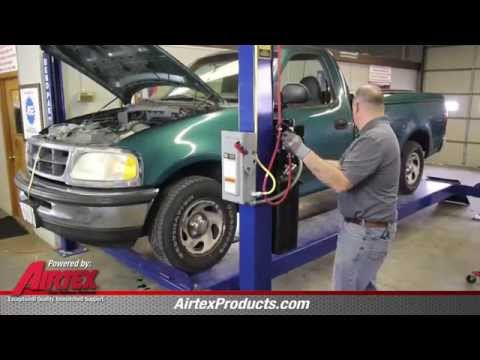 How to Install E2221S Fuel Pump Sender Assembly in a 1997 - 1998 Ford F150 F250