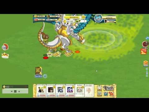 Social Empire Paladin Bahamut Dragon Rider
